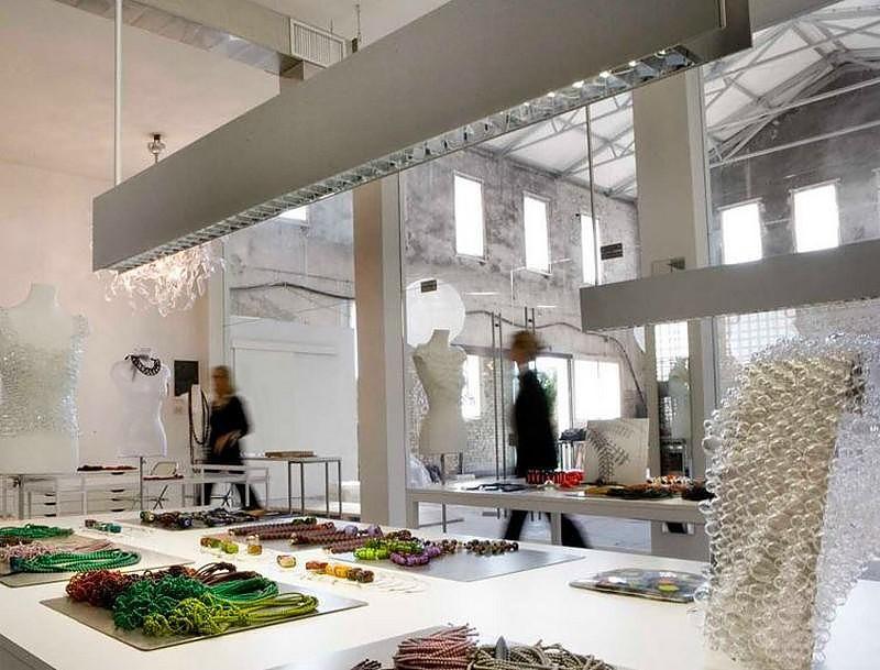 Monika-White_LePatio_Susana-a-Marina-Sent BLOG Moniky White: Benátky podruhé, tentokrát umělecké, architektonické a nákupní
