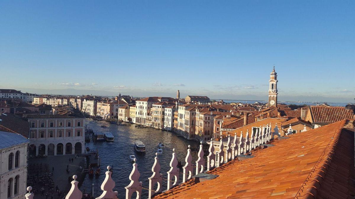 Monika-White_LePatio_Vyhled-z-Fondaco-dei-Tedeschi BLOG Moniky White: Benátky podruhé, tentokrát umělecké, architektonické a nákupní